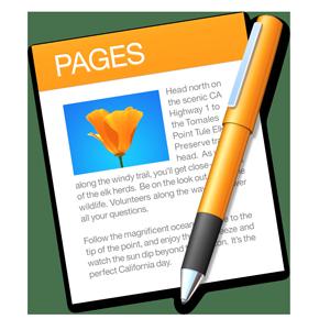 Pages als Schreibprogramm für wissenschaftliche Arbeiten