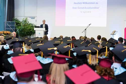 Studienabschluss Technische Akademie Wuppertal in Hannover