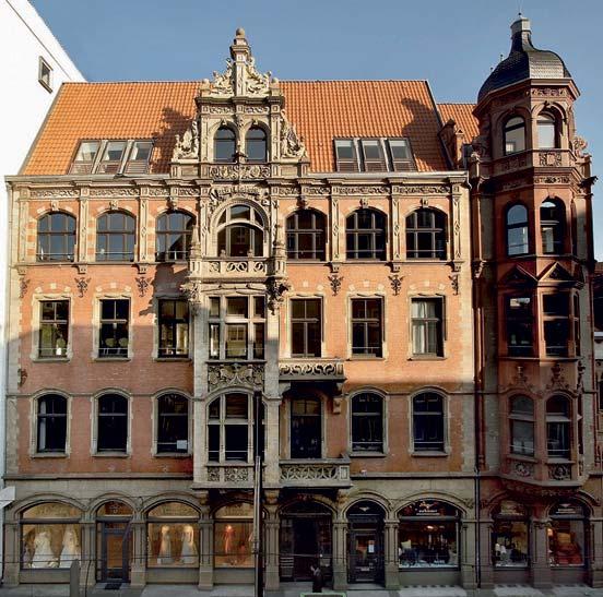 Gebäude Dr. Buhmann am Thielenplatz